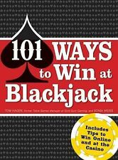 101 Ways to Win at Blackjack: Includes Tips to Win at the Casino and Online Hage