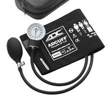 "ADC BLOOD PRESSURE MONITOR ANEROID SPHYGMOMANOMETER 760-11ABK ADULT 9""-15"""
