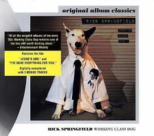 Working Class Dog [25th Anniversary] by Rick Springfield (CD 2006)