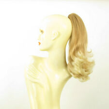 Hairpiece ponytail 15.75 light blonde copper wick light blond 8/27t613 peruk