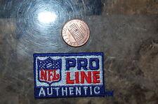 """NFL """"2"""" Pro Line Logo Patch Crest"""