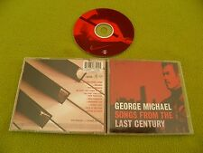 """George Michael - Songs From The Last Century - RARE Israel Israeli """"Helicon"""" CD"""