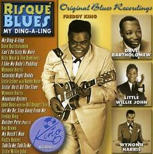 Various Artists - Risque Blues-My Ding-A-Ling / Various [New CD]