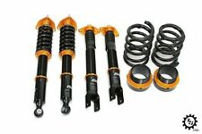 1986-1991 Mazda RX-7 FC ISC Suspension N1 Coilovers Lowering Kit Set Coils RX7