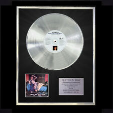 DAVID BOWIE THE MAN WHO SOLD THE WORLD CD PLATINUM DISC VINYL LP FREE SHIP TO UK