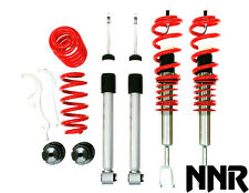 NNR Height Adjustable Coilovers 02-06 Audi A4 FWD B6 B7 Sedan Cabriolet ALL NEW