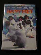 Happy Feet (DVD, 2007, WIdescreen Edition)