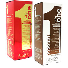 REVLON UNIQ ONE ALL-IN-ONE HAIR TREATMENT 5.1oz DUO