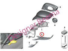 BMW i8 I12 Coupe B38 Wing Door Mirror Lower Housing - Right (JS)