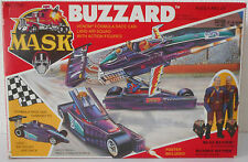 MASK KENNER - M.A.S.K BUZZARD  MILLE ET MAXIMUS MAYHEN  ACTION FIGURE VINTAGE
