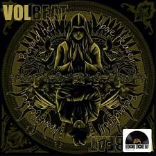 Volbeat BEYOND HELL/ABOVE HEAVEN Black Friday RSD 2016 New Colored Vinyl 2 LP
