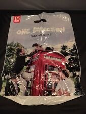 "One Direction ""Take Me Home"" plastic bag"