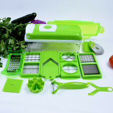 Vegetable & Fruit  ChefLand Food Chopper Cutter Slicer and Dicer Chopper grater