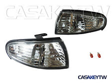 93-96 NISSAN 200SX S14 SILVIA CLEAR CORNER LIGHTS CRYSTAL CLEAR