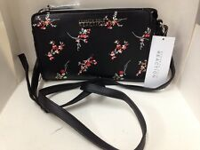 KENNETH COLE REACTION DUPLICATOR DARK DITZY MINI CROSSBODY SLING BAG PURSE $45