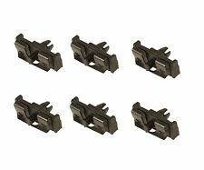 VOVLO 240-242 Front or Rear Bumper Moulding Clip SET OF 6 MTC BRAND NEW 1372113