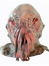 Halloween Creepy Ood Octopus Head Mask Doctor Who Wode Star Horror Masks