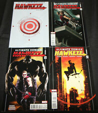 2011 Ultimate Comics Hawkeye #1-4 Set (8.5-Sealed)