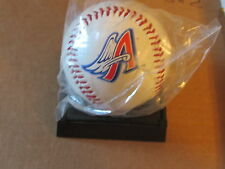 Anaheim Angels 1998 American League Gene Budig Commemorative Baseball Sealed