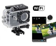 WIFI Full HD 1080P Waterproof HD Helmet Sport Action Video Camera Cam DV