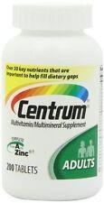 Centrum Adult MultiVitamin 200 Tablets