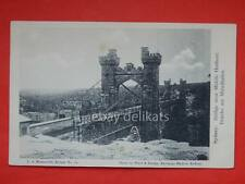 AUSTRALIA Sydney bridge near Middle Harbour Ward & Farran photo old postcard