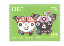 Ireland-Year of the Pig (1828) Chinese New Year