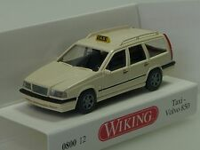Wiking volvo 850 Combi taxi - 0800 12 - 1/87