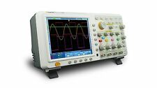 Newest Owon TDS8204 200MHz  2GS/s 7.6Mpts 4 Chs  touch screen Oscilloscope FFT