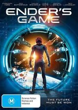 Ender's Game [DVD], LIKE NEW, Region 4, FREE Next Day Post...6176