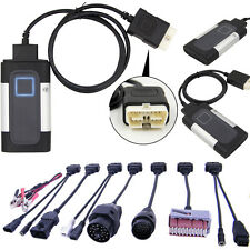 DIAGNOSI AUTODIAGNOSI ITALIANO OBD2 AUTO VW BMW FORD BENZ+8Camion Cavo Bluetooth