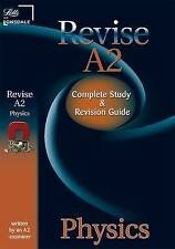 Physics: Study Guide (Letts A2 Success),GOOD Book