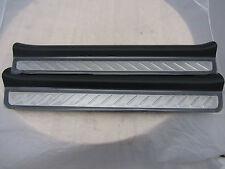 Genuine mazda 3 paire avant sill plaques frottement bp4kv1370f