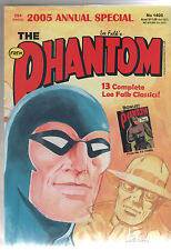 Phantom 1405 Frew Annual 2005 NM Sealed With reprint 14 Comic Collector's Editio