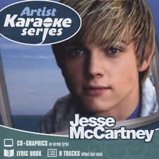 DISNEY ARTIST KARAOKE SERIES JESSE MCCARTNEY (CD, 2005)