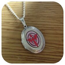 30 seconds to mars Echelon Provehito In Altum LOCKET necklace