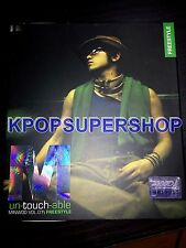 M Lee Min Woo Vol. 1 Un-Touch-Able : Freestyle CD Great Cond. Minwoo Shinhwa OOP