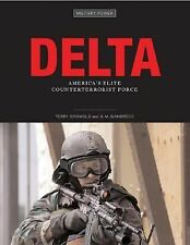 Delta: America's Elite Counterterrorist Force (Power)-ExLibrary
