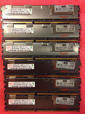 NEW 24GB (6X4GB) 1333mhz MEMORY FOR DELL POWEREDGE C6100 C6105 C6220 1 YEAR Warr