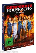 DESPERATE HOUSEWIVES, Staffel 4 (5 DVDs) NEU+OVP