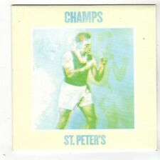 (FY258) Champs, St Peter's - 2013 DJ CD