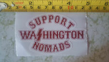 Hells Angels WASHINGTON NOMADS SUPPORT81 DECAL