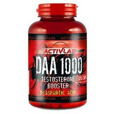 Activlab Daa 120 caps Testosterone Booster 1000mg  D Aspartic Acid