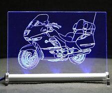 BMW K 1200 LT als Gravur auf LED Schild motorcycle bike