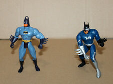 1994 Kenner Legends of Batman POWER GUARDIAN & Cyborg Batman Action Figure Figur