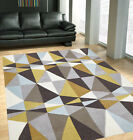 CHEVRON SUPREME MORROCAN HAND MADE THICK SOFT MODERN FLOOR RUG 155x225 NEW 22