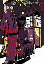 House of Five Leaves, Vol. 3-ExLibrary