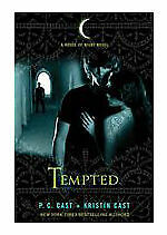 Tempted: A House of Night Novel by P. C. Cast and Kristin Cast (2009, Hardcover)