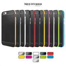 COVER BUMPER CUSTODIA SLIM per IPHONE 6 NEO HYBRID SLIM ARMOR + PELLICOLA
