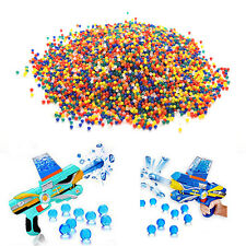 10000PCS Crystal Water Bullet Balls Water Beads Magic Grow Balls Mixed Color